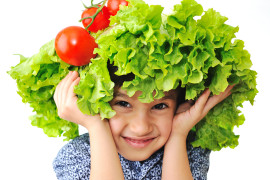 Is veganism good for children