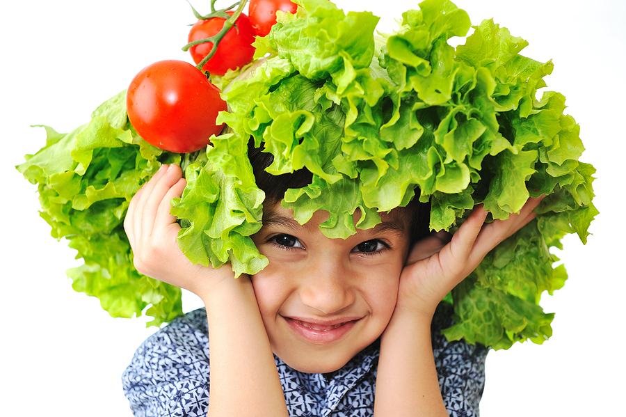 Is Veganism good for children?