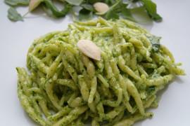 Pesto Trofie Pasta