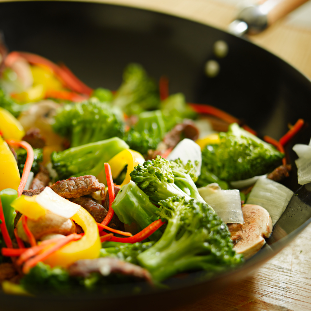 The best way to cook your veggies
