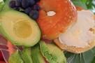 Vegan breakfast spread
