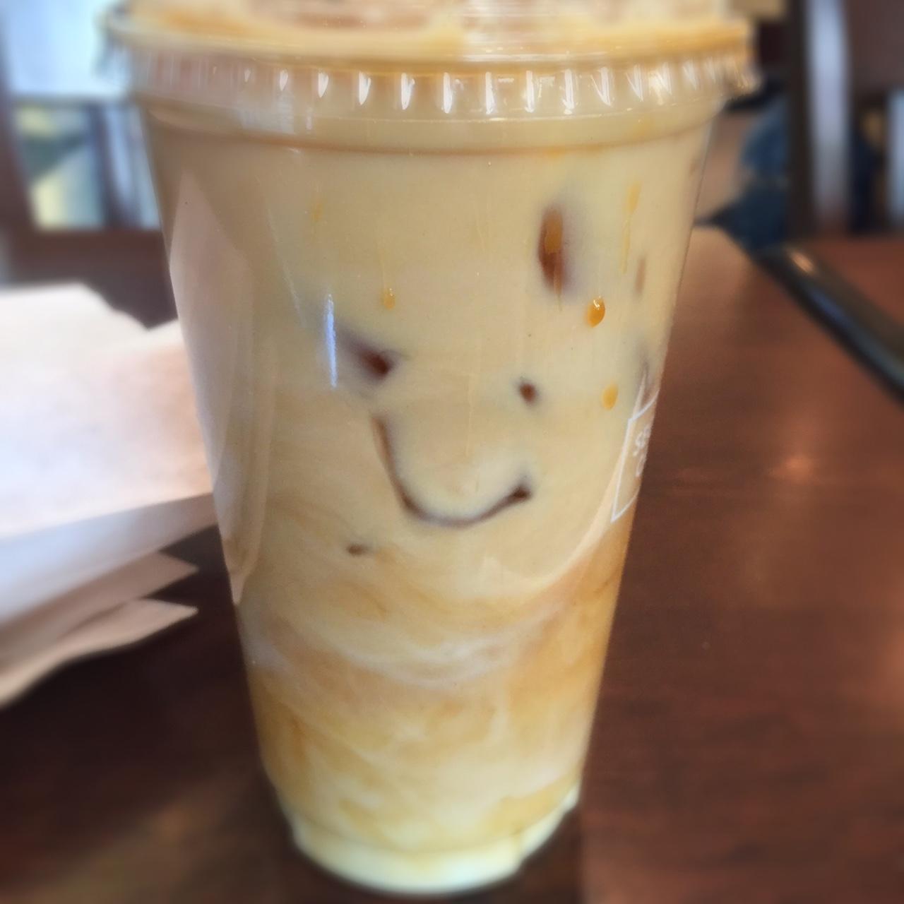 Vegan Summer Vanilla Iced Coffee